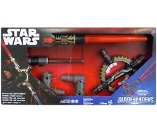 Tomy takaratomy Star Wars Bladebuilders spin action and light saber Discontinued