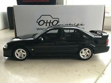 lotus opel omega black ottomobile otto models 1:18
