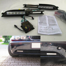 BMW E46 Facelift 01-05 Touring Saloon Integrated Daytime Running Lights in Use