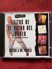 CANO ESTREMERA Y SU UNISEX BAND [EXITOS DEL DUENO DEL SONEO] CD Puerto Rico