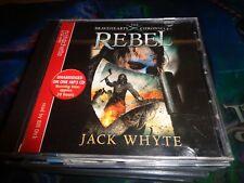 Jack Whyte - Rebel - Unabridged MP3 CD Audiobook