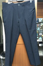 Clothes, Shoes & Accessories Trousers Mens 40w 31 Leg Black Trousers Florence And Fred