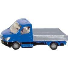 Camions miniatures bleus SIKU