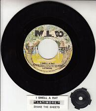 """LATIMORE  I Smell A Rat 7"""" 45 rpm vinyl record NEW RARE! + juke box title strip"""