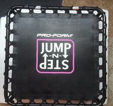 Pro-form jump-n-step mini trampoline and step platform GREAT CONDITION!