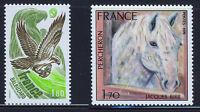 FRANCIA/FRANCE 1978 MNH SC.1580/1581 Nature Protection