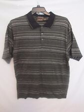 New w/Out Tags - Men's Tasso Elba Shirt - Size XL - Golf or Casual - Multi Color