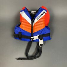 Obrien Infant Life Jacket Vest Orange Blue White Black Infant Toddler 0-30 lbs