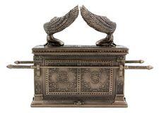 Veronese Bronze Figurine Religious Trinket Treasure Box The Ark of the Covenant