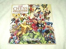 Marvel Chess Collection Calendar