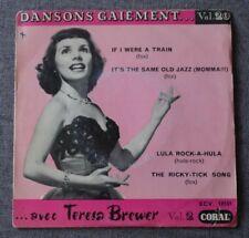 Vinyles EP rock train