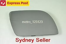 RIGHT DRIVER SIDE VW POLO 2002 - 2005 MIRROR GLASS WITH BACK PLATE