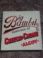 "1972 CHEECH & CHONG ""BIG BAMBU"" VINTAGE VINYL RECORD ALBUM"