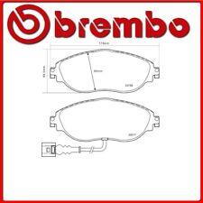 07.B314.81#135 PASTIGLIE FRENO ANTERIORE SPORTIVE BREMBO SPORT VW PASSAT Variant