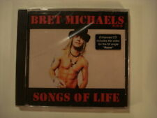 BRET MICHAELS -SONGS OF LIFE CD- NEW-2003