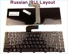 New Russian RU Laptop Keyboard For Dell Inspiron 15R 5520 SE752014z/N411z 14Z