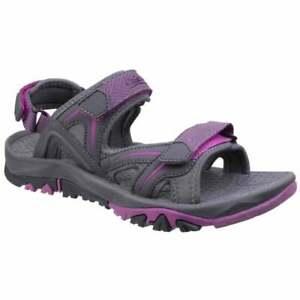 Cotswold  triple touch fastening sports/walking sandals St Swinbrook  c Grey uk3