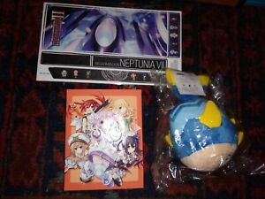 Megadimension Neptunia VII (PlayStation 4, 2016) Limited Edition Complete LE