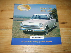 Ford Cars 1945-1964. (2nd Edition)