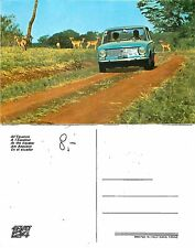Torino Africa - Fiat 124 all'Equatore CON GAZZELLE - At the Equator (S-L XX208)