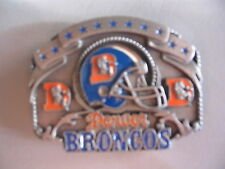 1994 Denver Broncos Buckle by Siskiyou - NEW Collectors