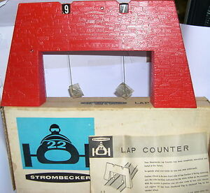 Strombecker 9730 Lap Counter MB