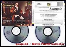 "Johann Simon MAYR ""Samuele"" (2 CD) P.Pelucchi 1996"