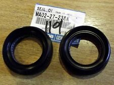 Differential diff side Oil seal set, genuine Mazda MX-5, MX5 1.6 & 1.8, 2 seals
