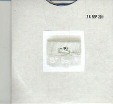 (DJ105) St Spirit, Build A Life / Ferrous Vessel - 2011 DJ CD