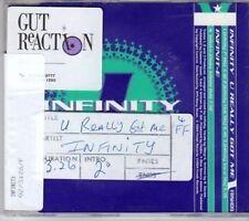 (BU846) Infinity, U Really Got Me - 1994 DJ CD