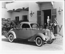 1936 Ford Coupe, Factory Photo (Ref. # 41984)