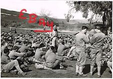 WWII 5X7 PHOTO LOT OF 5TH MARINES 25TH REG TRAINING CAMP PENDLETON CA 1944 LOOK