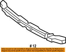 Mercury FORD OEM Mountaineer Bumper Face-Foam Impact Absorber Bar 6L9Z17C882AB