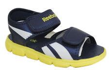 Scarpe Sandali blu con chiusura a strappo per bambini dai 2 ai 16 anni