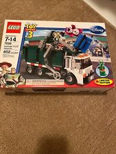 NEW LEGO Toy Story 3 Garbage Truck Getaway 7599 - Lotso Set
