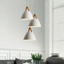 3X Kitchen Pendant Lighting White Pendant Light Bar Lamp Bedroom Ceiling Lights