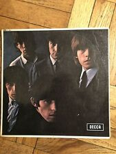 Rolling Stones No 2 LP NEAR MINT Mono UK Decca LK 4661 Original 1965