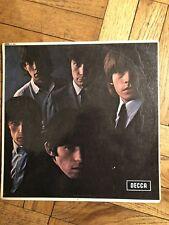 Rolling Stones No 2 LP NEAR MINT Mono UK Decca LK 4661 Original 1965