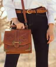 Patricia Nash Stella Flap Small Shoulder Crossbody Bag