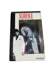 Excalibur Vintage 1980 Scarface Tony Montana Talking Alarm Clock
