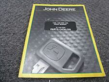 John Deere 1420 1435 1445 Front Mower Parts Catalog Manual Pc2786