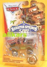 Cars The Radiator Springs 500 cricchetto (off-road Mater) Mattel Cbj44