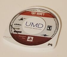 Tony Hawk's Project 8 (Sony PSP, 2006) - European Version UMD GAME ONLY