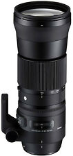 €25,26 mon.Ratenkauf / Sigma 150-600 mm f/5.0-6.3 DG OS C/AF HSM Objektiv Canon*