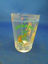 Arizona Kokopelli Design Decal Alcohol Shot Glass