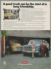 1978 GMC PICKUP advertisement, GMC Full-Size Pickup with 1951 model too