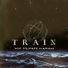 TRAIN My Private Nation CD