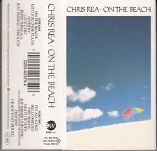 K 7 AUDIO (TAPE)  CHRIS REA  *ON THE BEACH*