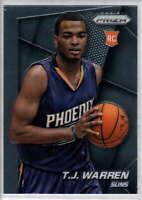 2014-15 Panini Prizm #263 T.J. Warren NM-MT Phoenix Suns RC Rookie Card