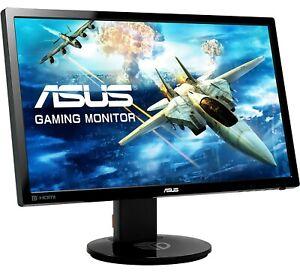 """Ecran Gamer 24"""" ASUS VG248QE (FHD, 144Hz, 3D, 1ms, G-Sync, DP, HDMI, DVI)"""